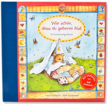 Coppenrath Wie schön dass du geboren bist 24x23/72