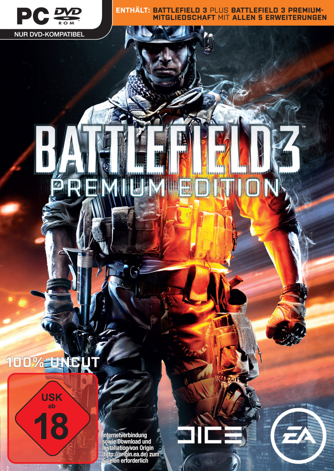 Battlefield 3: Premium Edition (PC)