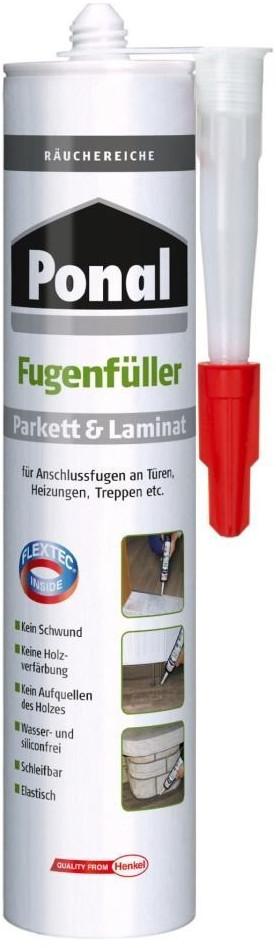 Ponal Parkett & Laminat Fugenfüller Räuchereiche