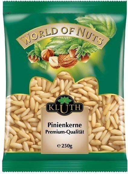 Kluth Pinienkerne (250 g)