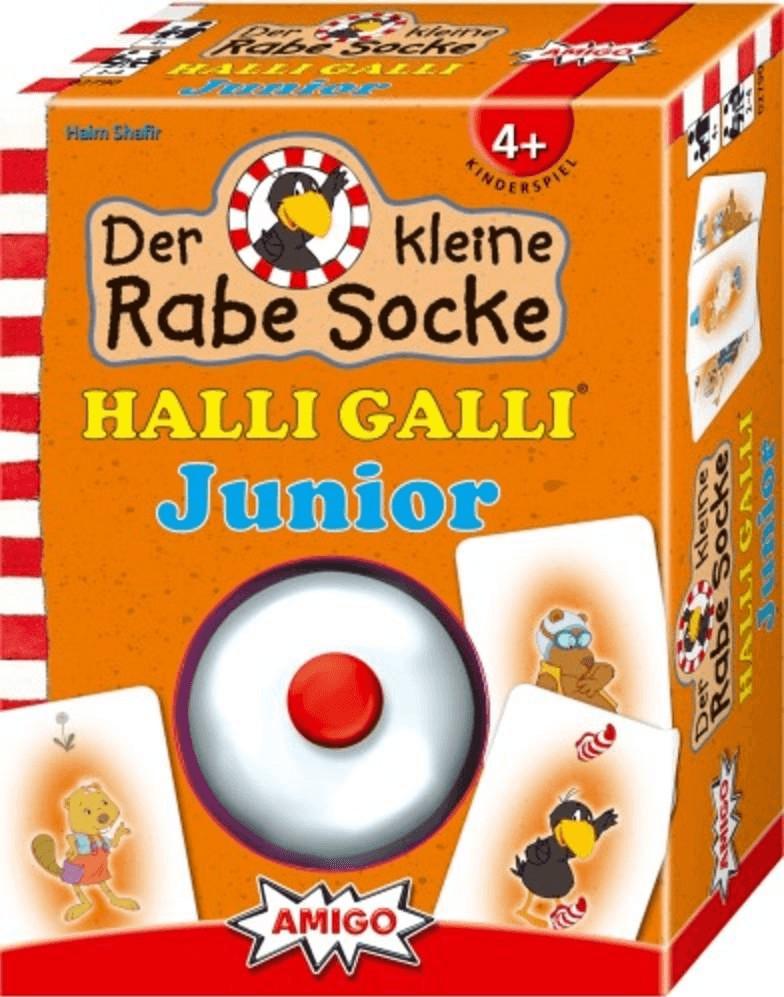Amigo Halli Galli Junior - Rabe Socke