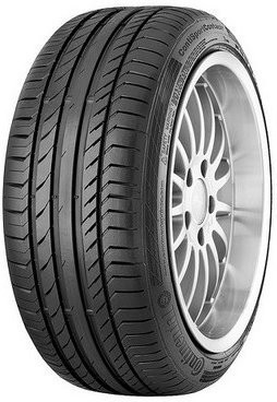 Continental ContiSportContact 5 255/55 R18 109H SSR