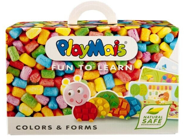 PlayMais Fun to Learn - Colors & Forms (160063)