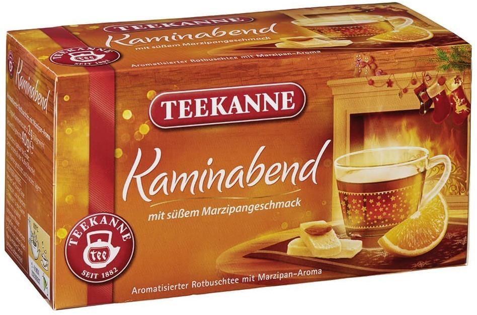 Teekanne Kaminabend (20 Stk.)