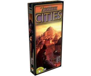 Image of Asmodée 7 Wonders - Cities
