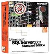 Microsoft SQL Server 2000 Standard Edition (DE)