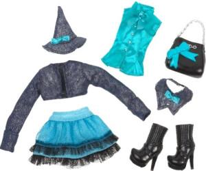 Image of Bratzillaz Fashion Pack True Blue Style