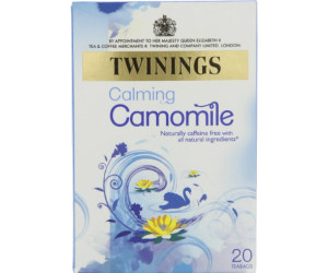 Twinings Pure Camomile Tea Bags 20