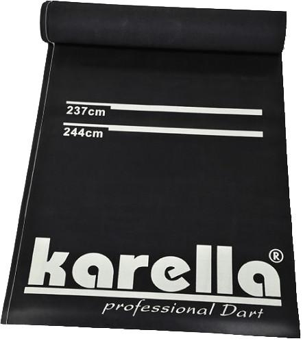 Karella Dartmatte für Steel und Softdarts