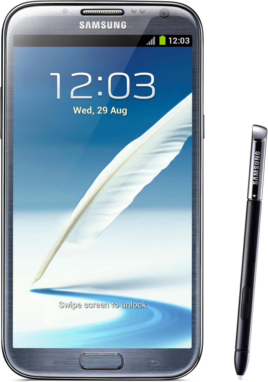 Samsung Galaxy Note 2 16GB Titanium Gray
