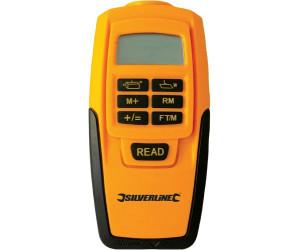 Tevion Laser Entfernungsmesser Und Geschwindigkeitsmesser : Silverline digital range measure ab 27 65 u20ac preisvergleich bei