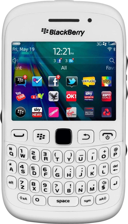 Image of BlackBerry Curve 9320 bianco
