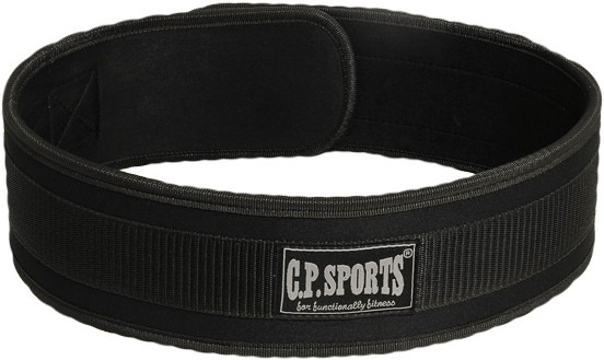C.P. Sports Trainingsgürtel-Nylon