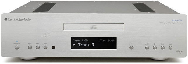 Image of Cambridge Audio Azur 851C