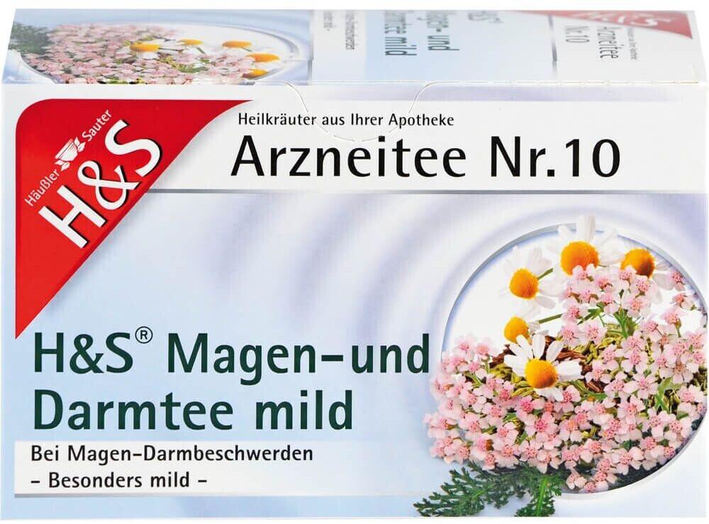 H&S Magen- und Darmtee mild Nr. 10 (20 Stk.)