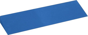 Yogistar Pilates Block wedge blue