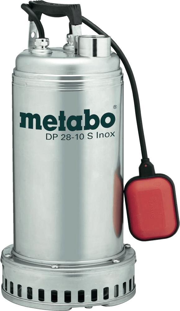 Metabo DRAINAGEPUMPE DP 28-10 S Inox