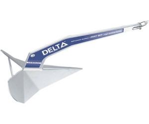 Lewmar Delta Anker Stahl verzinkt 20 kg