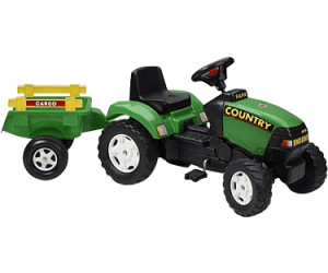 Image of Avigo Country Tractor and Trailer