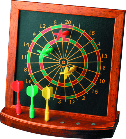 Philos-Spiele Mini Darts Table Game 3232