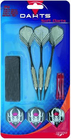 Carromco Softdart Set L 89556