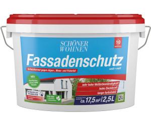 Schöner Wohnen Reinacrylat Fassadenfarbe 2,5 l