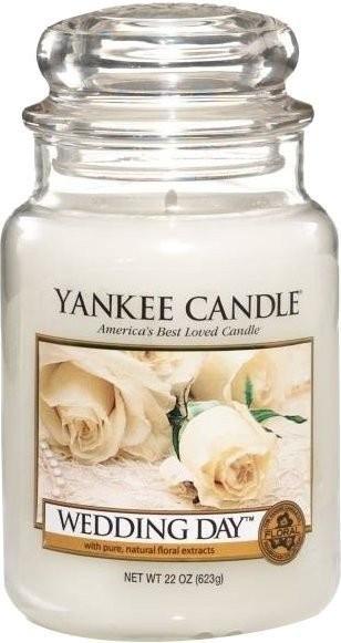 Yankee Candle Wedding Day Housewarmer groß (623 g)