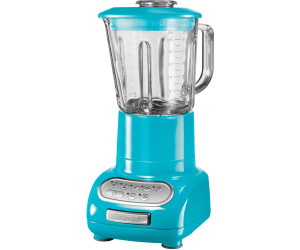 Kitchenaid frullatore artisan blu cristallo a 170 00 for Kitchenaid opinioni