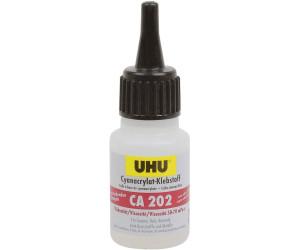UHU CA 202 Cyanacrylat-Klebstoff 20 g