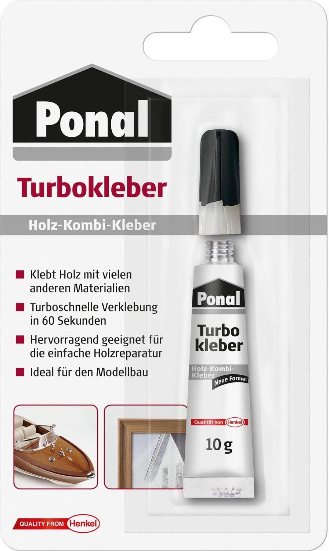 Ponal Turbo-Kleber 10g