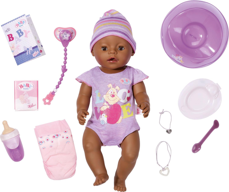 Image of BABY born Bambolotto interattivo - Etnico