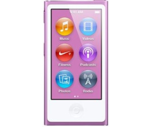 apple ipod nano 7g 16gb ab 199 00 preisvergleich bei. Black Bedroom Furniture Sets. Home Design Ideas