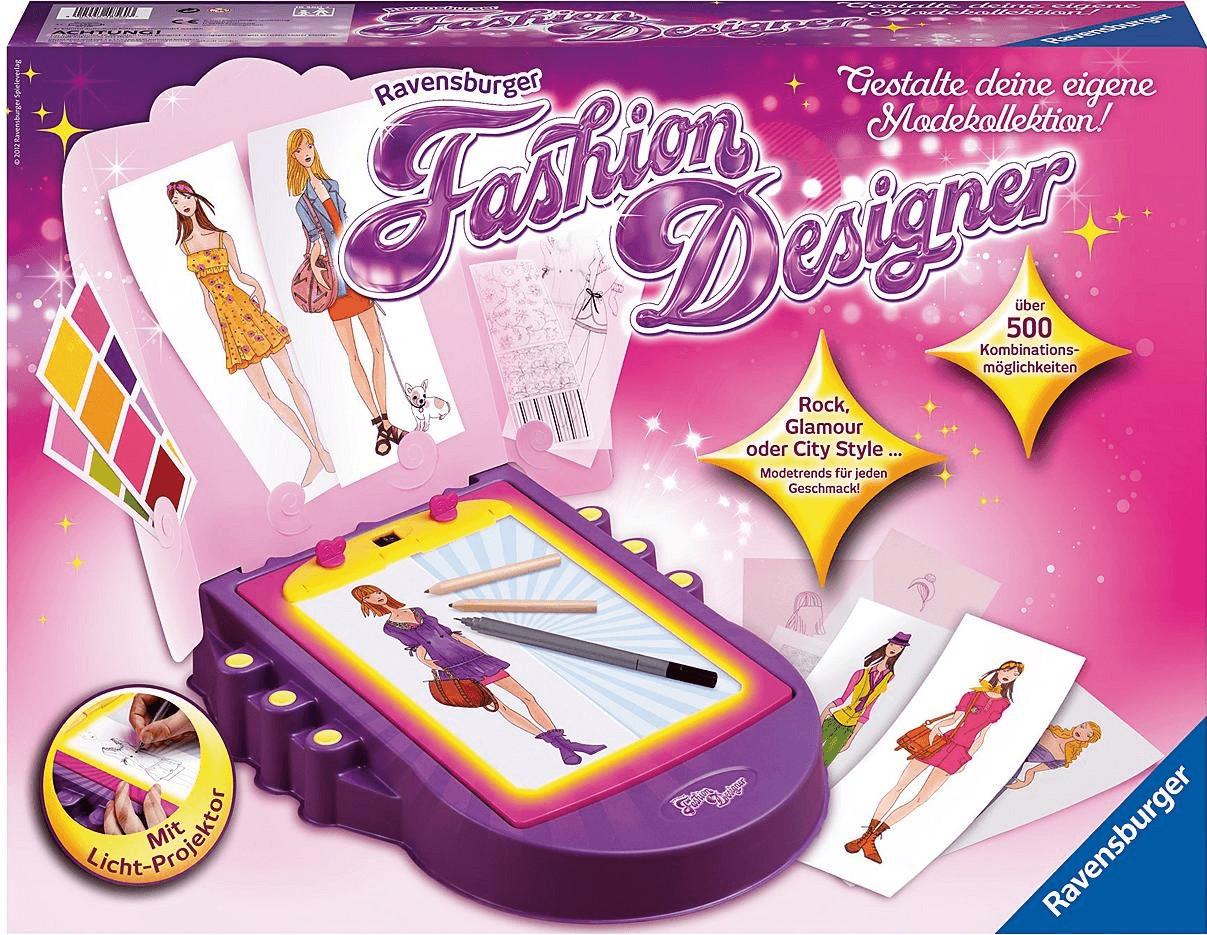 Ravensburger Fashion Designer Maxi