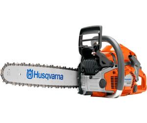 4 Sägeketten für HUSQVARNA 550 XP Führungsschiene Schwert 38 cm