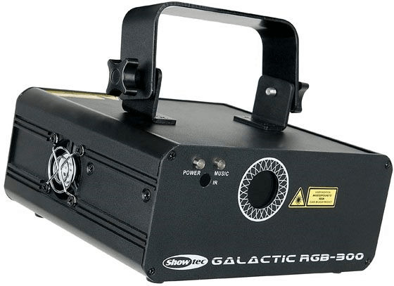 #Showtec Galactic RGB-300 Value Line#