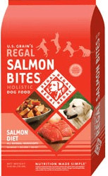 Regal Pet Foods Salmon Bites Lachs & Süßkartoff...