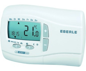 eberle digitales uhrenthermostat instat 868 ab 81 98 preisvergleich bei. Black Bedroom Furniture Sets. Home Design Ideas