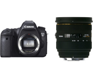 Buy Canon EOS 6D from £949 00 – Best Deals on idealo co uk