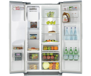 Side By Side Kühlschrank Samsung : Samsung rh gh f eg edelstahl mediamarkt