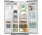 Side By Side Kühlschrank Kaufempfehlung : Samsung side by side kühlschrank preisvergleich günstig bei
