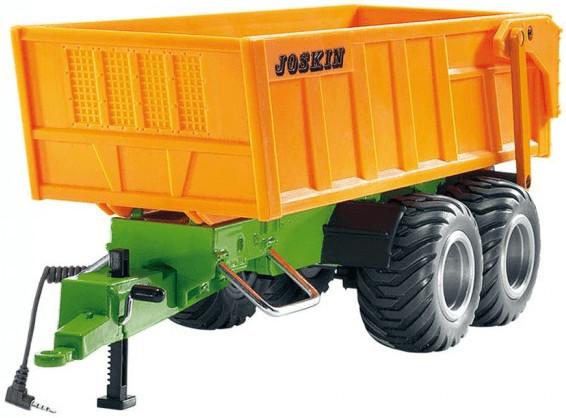Siku Control 32 - Krone Tandem-Achs-Anhänger (6780)