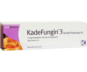 KadeFungin 3 Kombipackung (20 g + 3 Stk.) ab 5,18