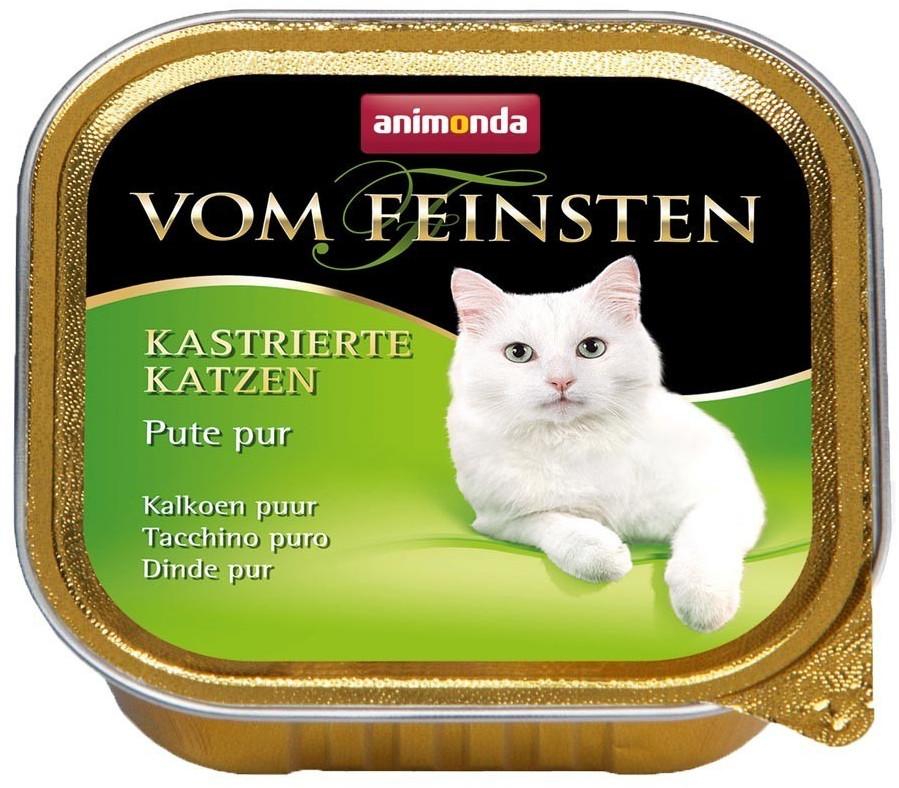 Animonda vom Feinsten kastrierte Katzen Pute (1...