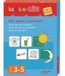 Westermann bambinoLÜK Was gehört zusammen Set