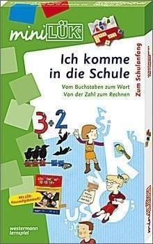 Westermann miniLÜK Set - Ich komme in die Schule
