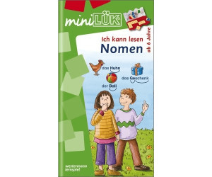 Westermann miniLÜK Ich kann lesen - Nomen