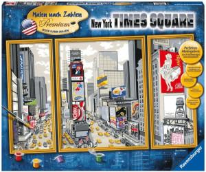 Ravensburger Malen Nach Zahlen Premium New York Times Square Ab 36