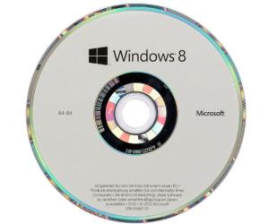 Microsoft Windows 8 64bit OEM (DE)