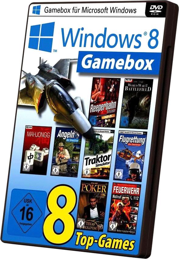 Windows 8 Gamebox (PC)