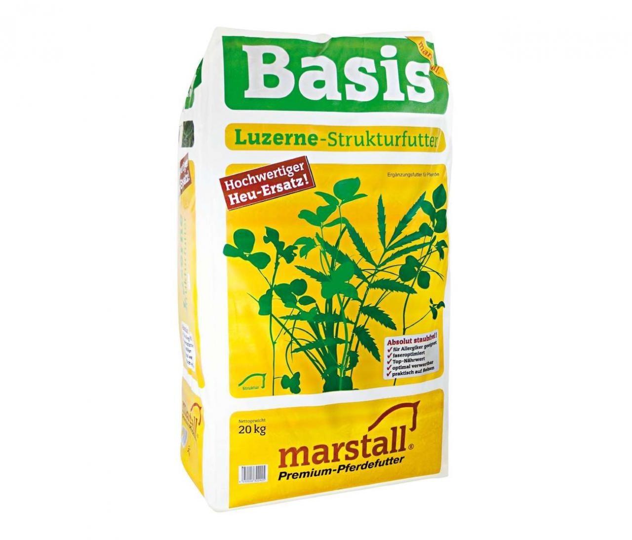 Marstall Basis Raufutter (20 Kg)